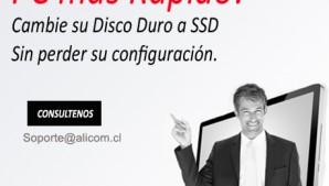 Cambio a Disco Duro SSD